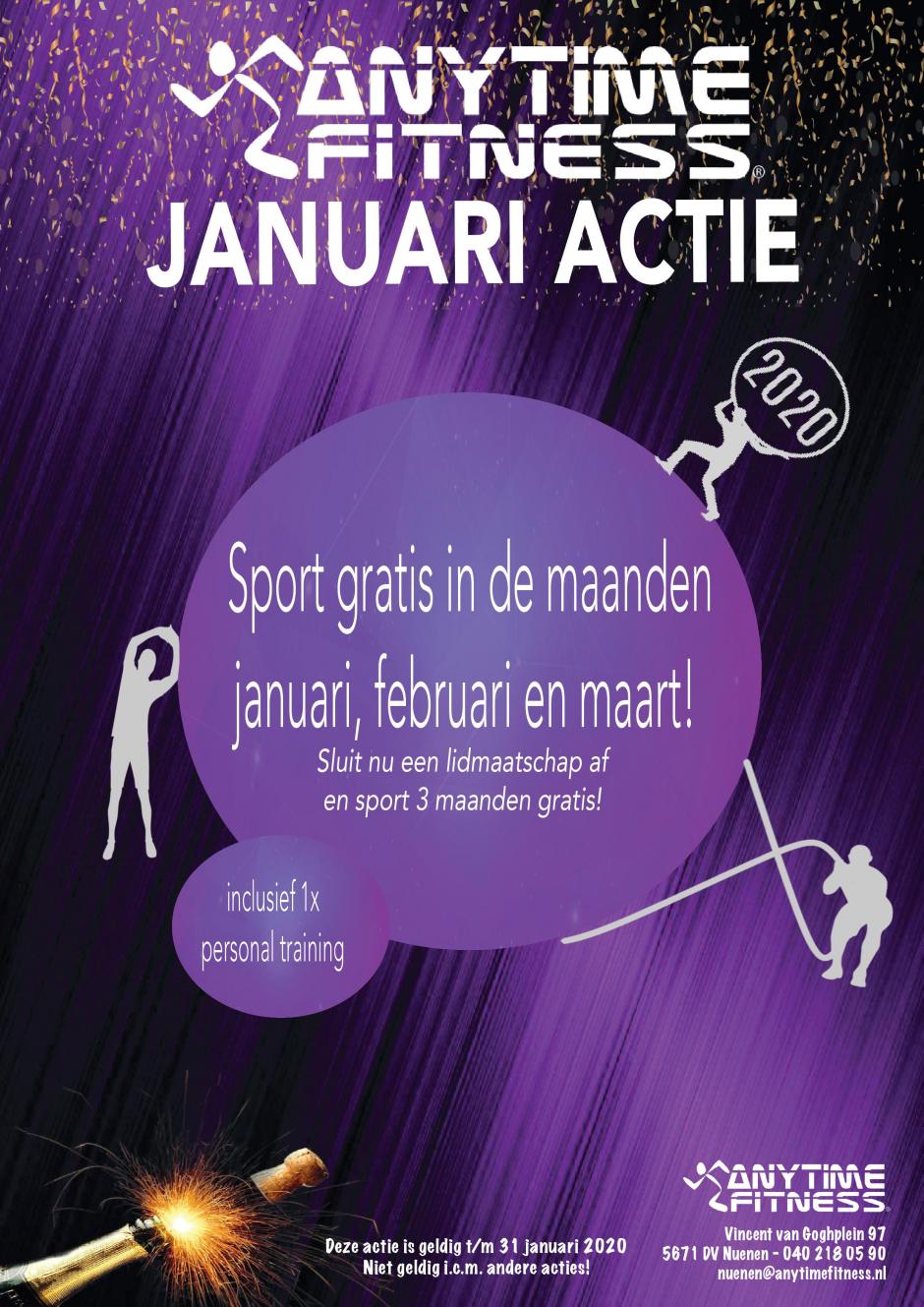 Januari actie