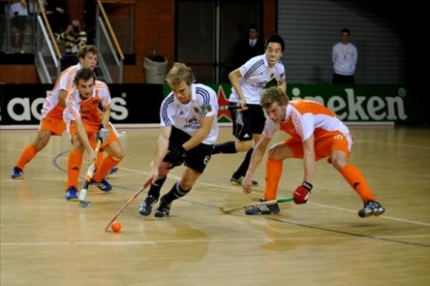 handschoen hockey