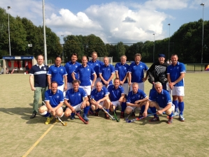 Team Heren Veteranen LA