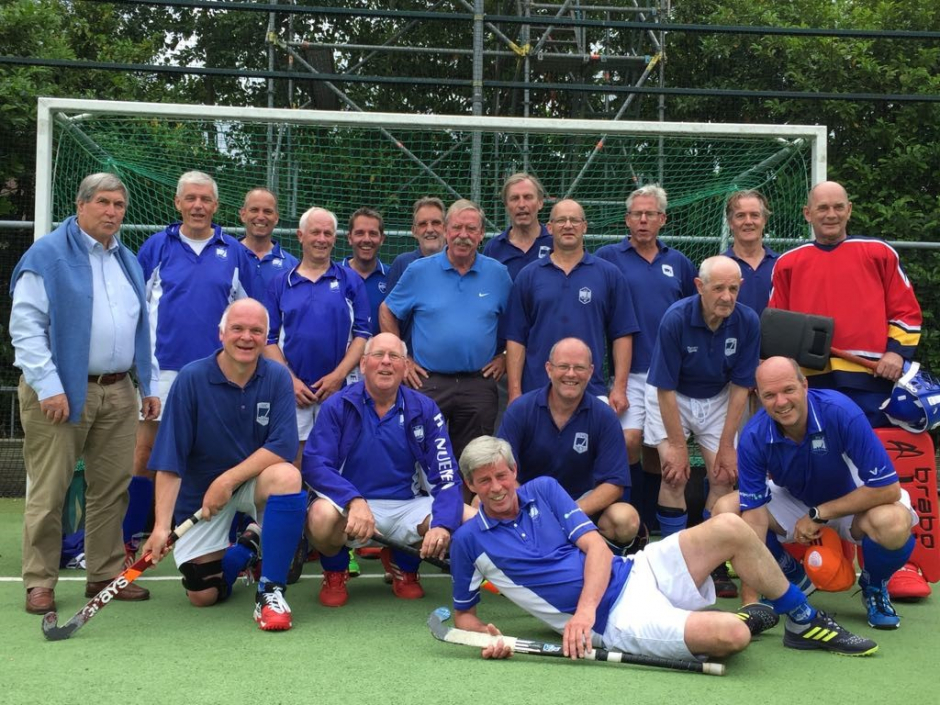 Team Heren Veteranen LB