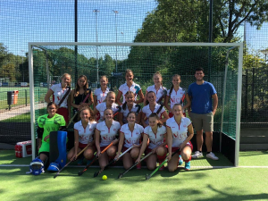 Team Meisjes A1