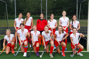 Team Meisjes C2